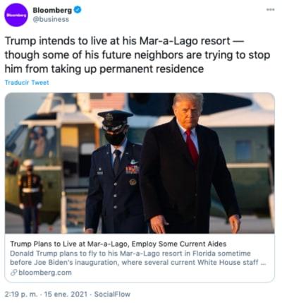 trump move
