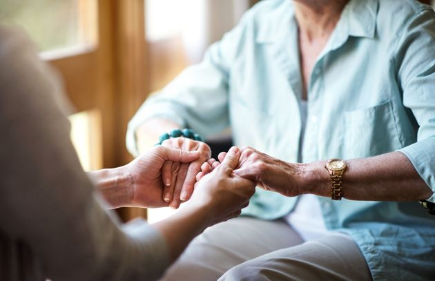 Caregivers may be a person's only source of information