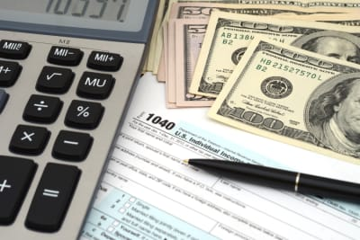 Tax Third Check, IRS