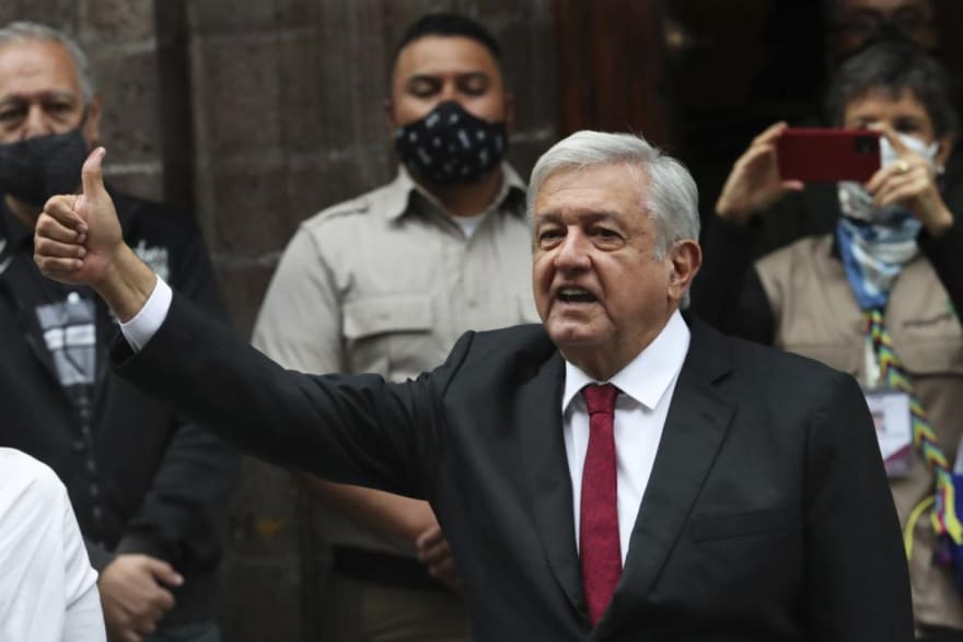 AMLO gives good news for the reopening of the border in Mexico