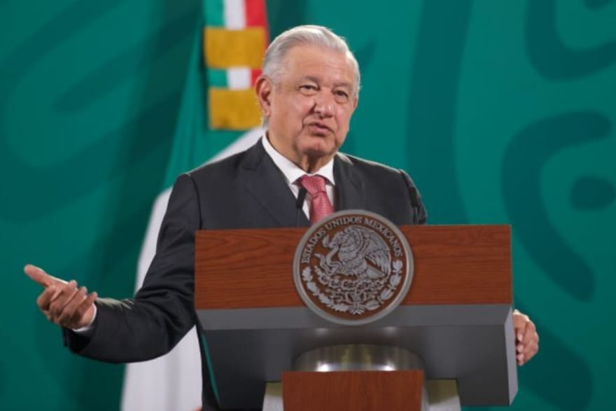 AMLO's goal for the reopening of the border in Mexico