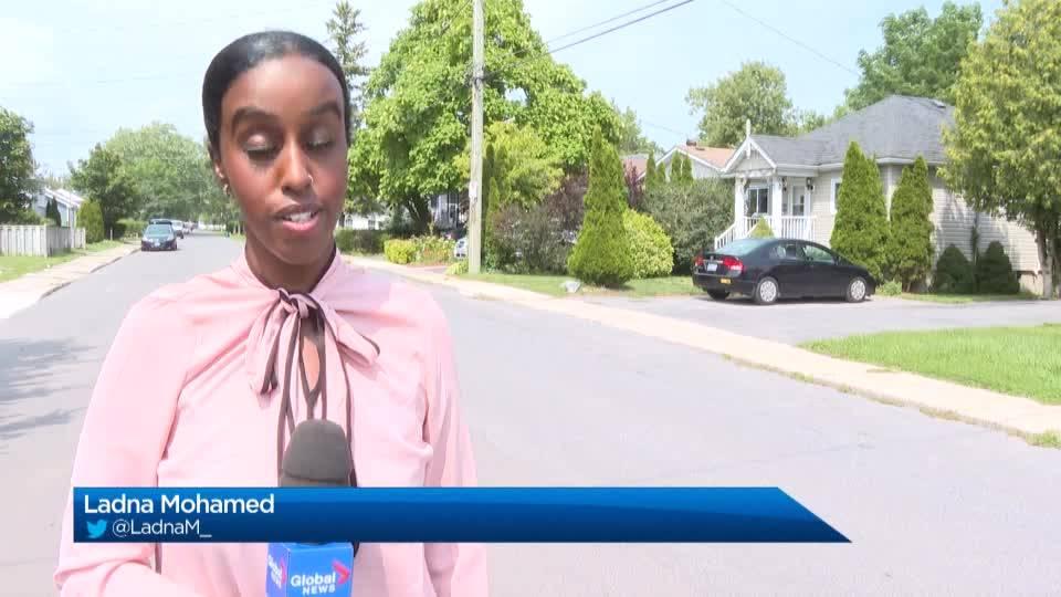Click to play video: 'Kingston Police Investigate Murder of Kingston Man Thursday Morning'