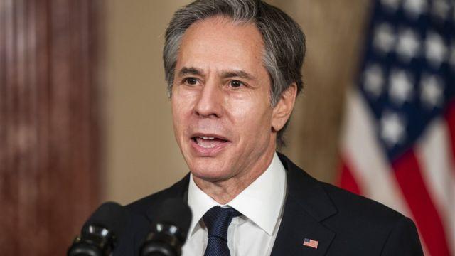 Antony Blinken, US Secretary of State