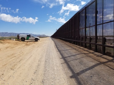 It is a restriction that will continue at the border;  The United States extended a ban, they can only be essential travel