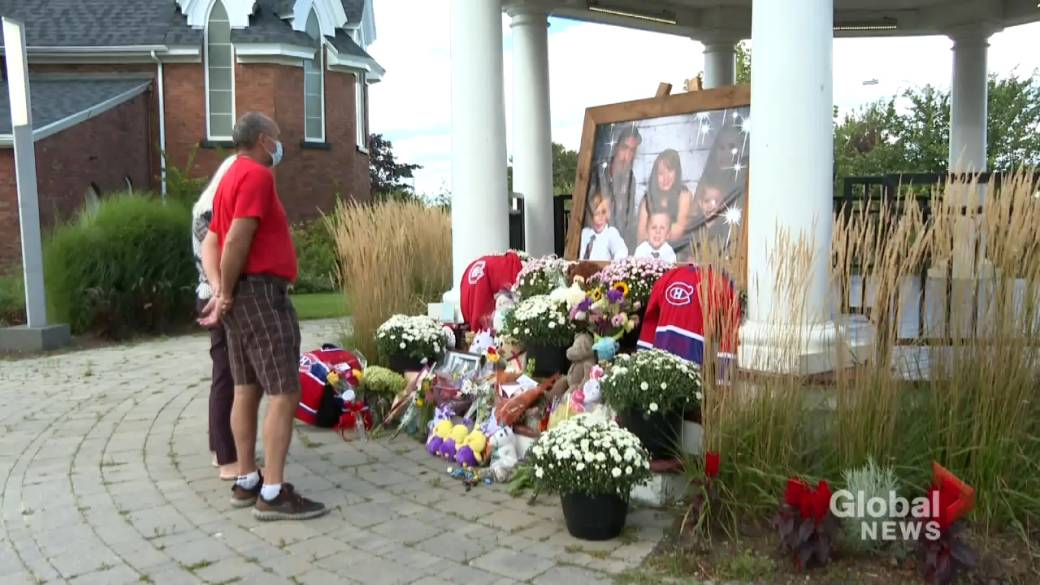 Click to Play Video: 'Family Lost in Fatal Nova Scotia Fire Remembered'